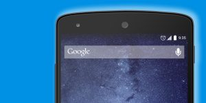 Android Searchbox