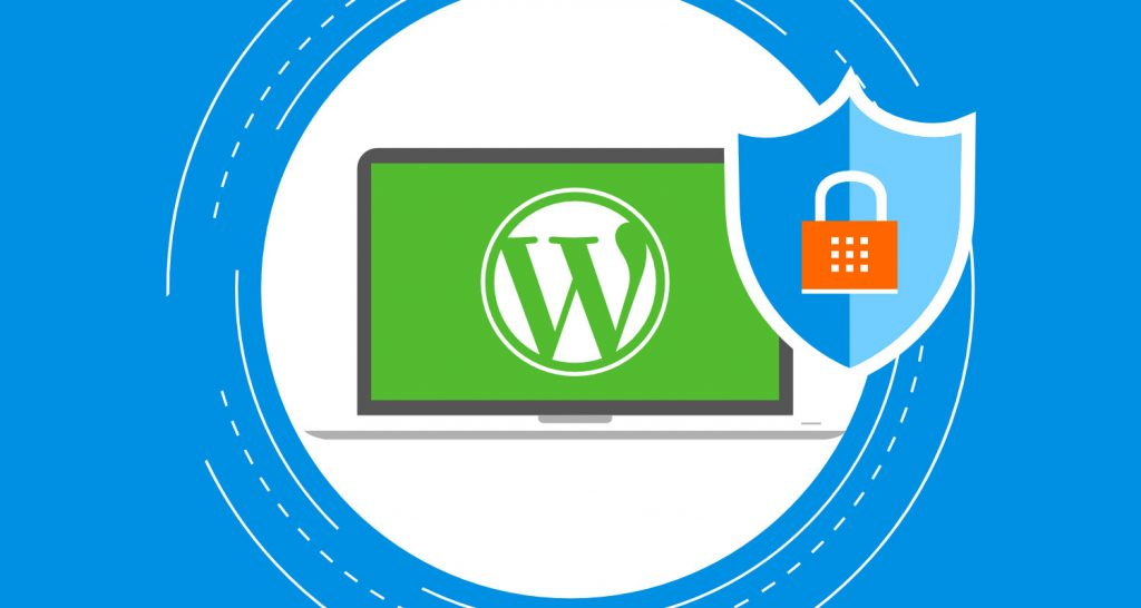 wordpress site beveiligen
