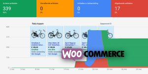 Merchant Center met Woocommerce producten