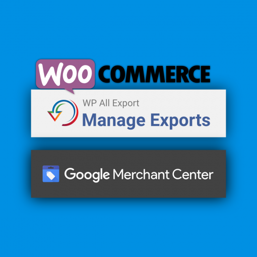 Woocommerce with WP All Export for Google Merchant Center