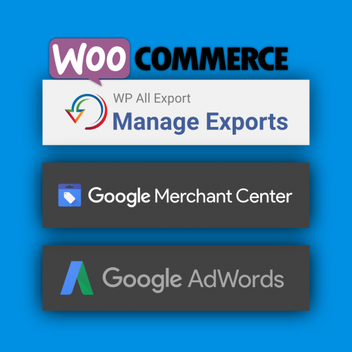 Export feed for Google Shopping in Adwords